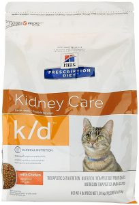Best Cat Food for Kidney Disease   Fluffy Kitty
