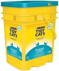 Best Cat Litter for Odor Control | Fluffy Kitty