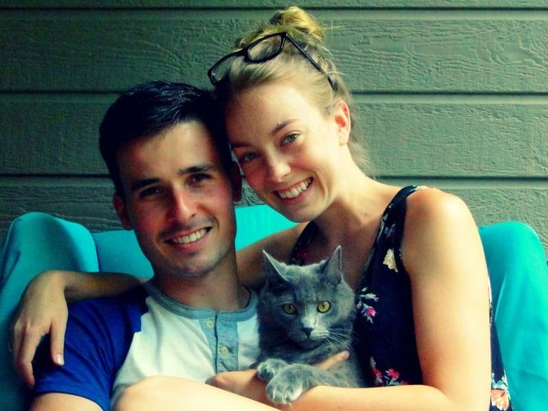 Paul, Brittany & Yoda