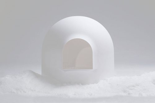 main igloo litter box