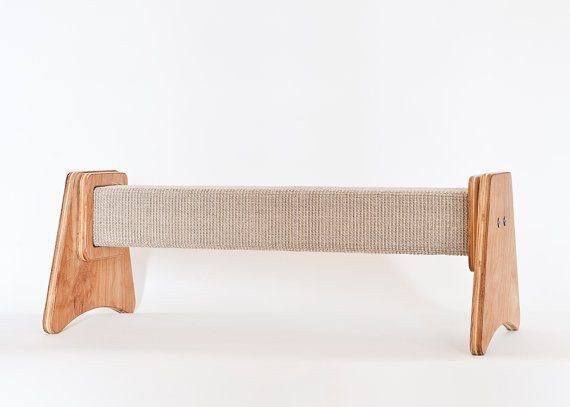 Tuft + Paw Sustainable Cat Furniture Design Competition | Fluffy Kitty