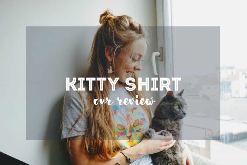 Kitty Shirt   Our Review   Fluffy Kitty