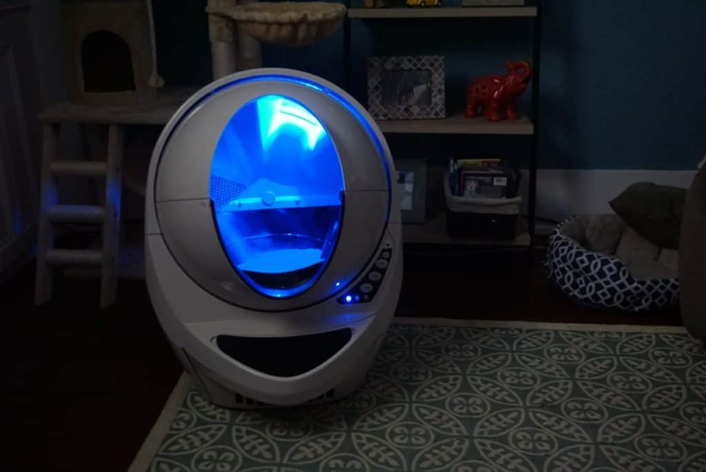 Litter-Robot III Open Air with Connect Review   Fluffy Kitty