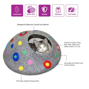 Eco-Friendly Cat Beds   Our Selection
