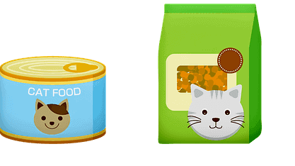 Cat Foods | Fluffy Kitty