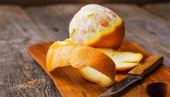 Enzyme Cleaner orange citrus slice